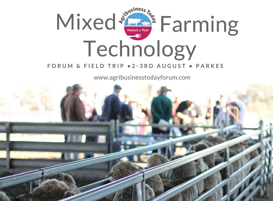 Mixed Farming Technology, Agribusiness Today Forum