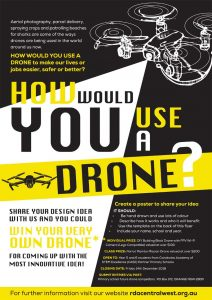 Win a Drone Challenge