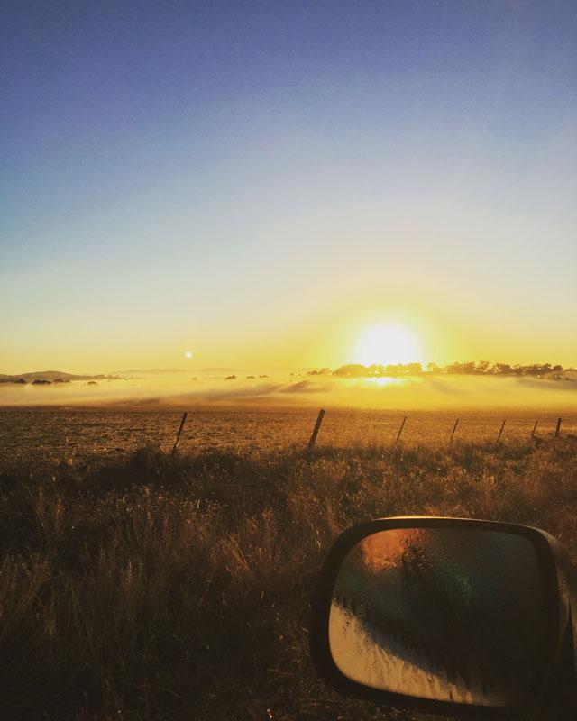 Sunrise at Riverside – Ella Gibson